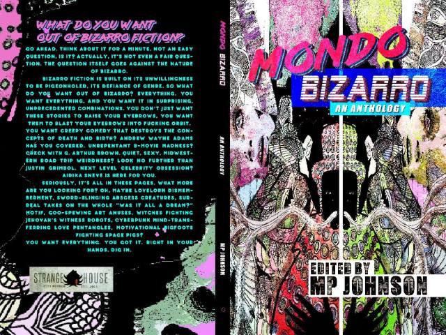 Mondo Bizarro cover