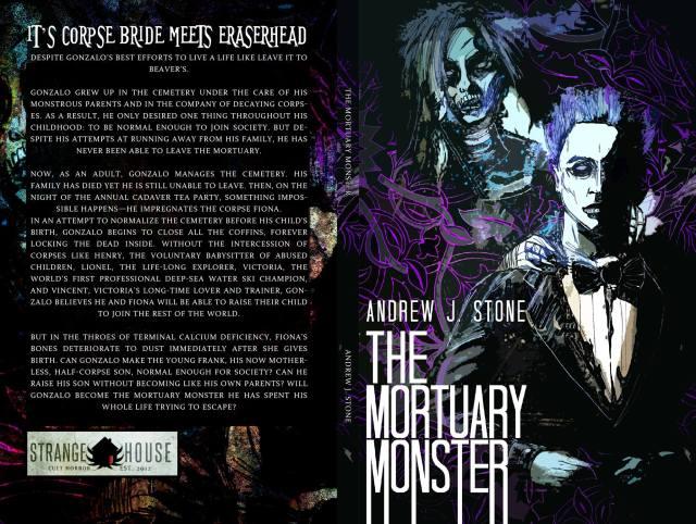Mortuary Monster cover