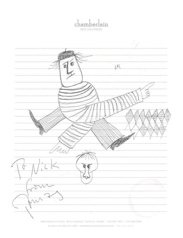 Alfredson sketch