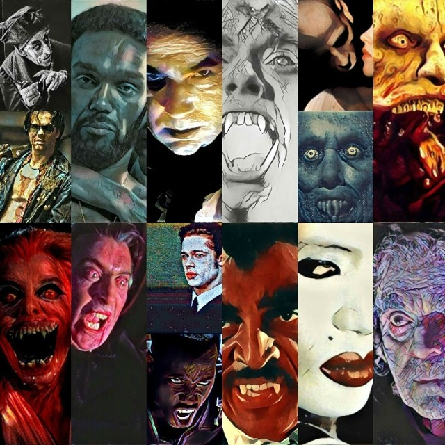 Vamp Collage